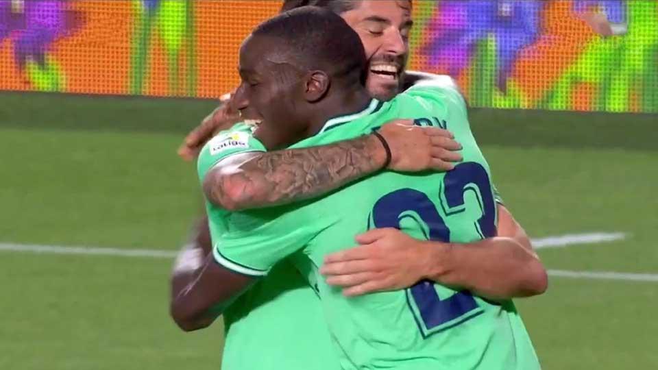 Espagne : Granada 1 – Real Madrid 2