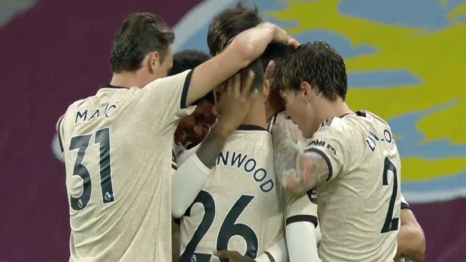 Angleterre : Tottenham – Manchester United  (1-3), Les Mancuniens prennent une revanche