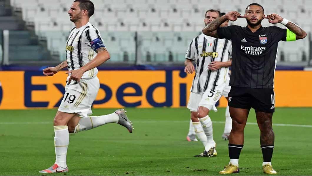 Ligue des Champions : Juventus – Lyon (2-1) , Les Lyonnais  l'ont fait