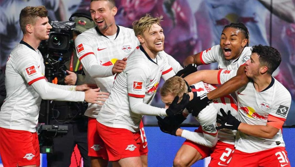 LDC : Leipzig 2 – Atlético 1