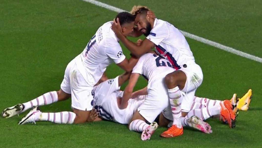 LDC : PSG 2- Atalanta 1