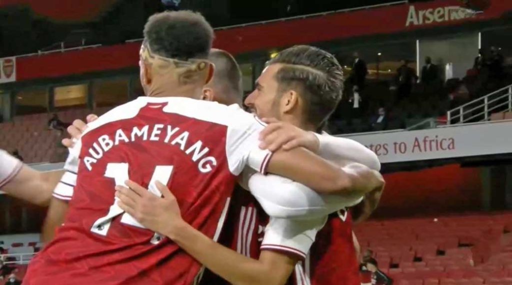 Premier League : West Ham United – Arsenal (3-3)