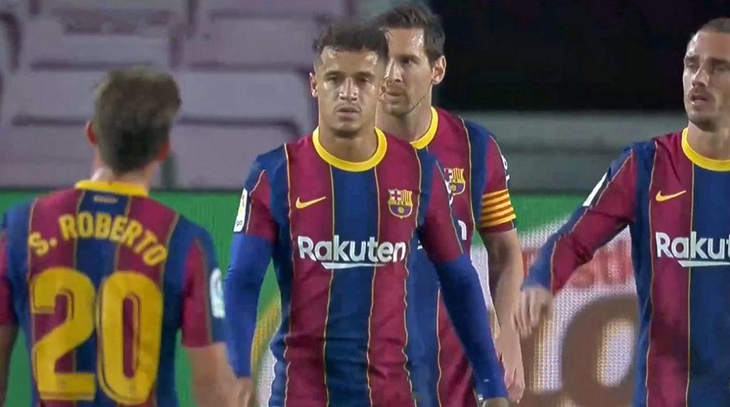 Espgane : Athletico Bilbao – FC Barcelone (2- 3)
