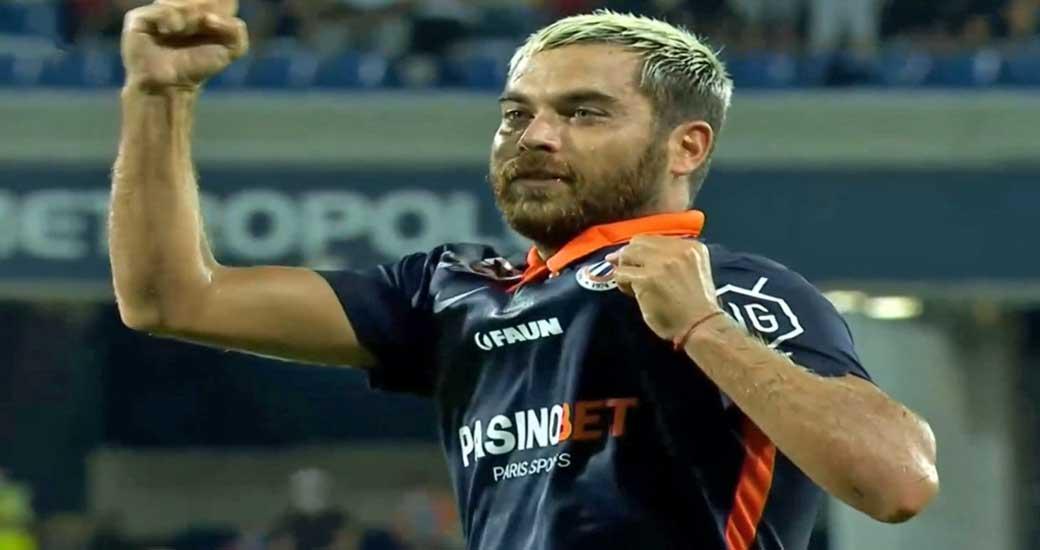Ligue 1 – vidéo : Montpellier domine Lyon 2-1, Aouar voit rouge