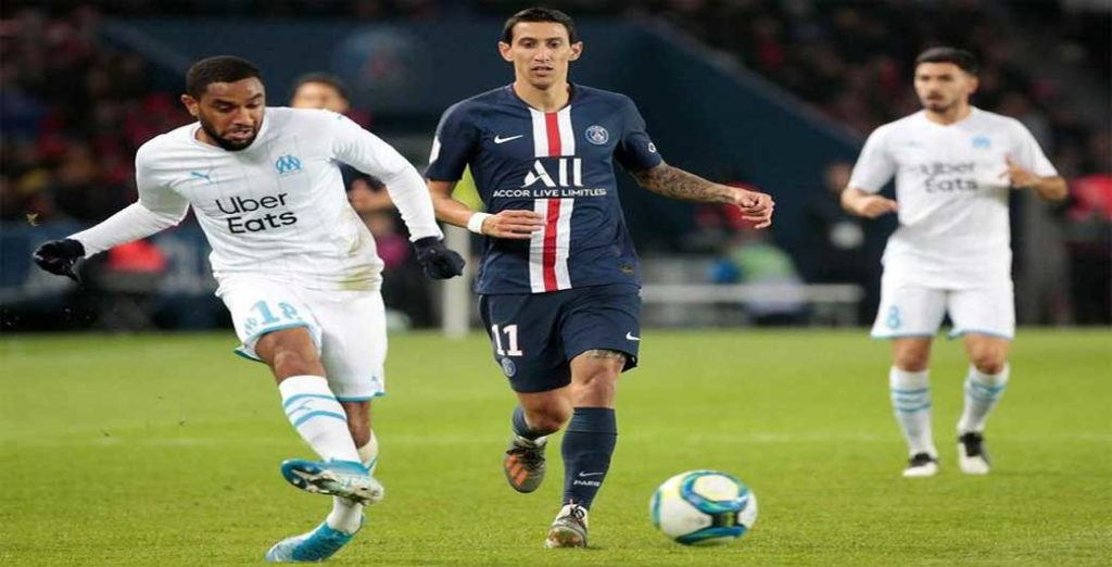 Ligue 1 : Paris SG 0 – OM 1