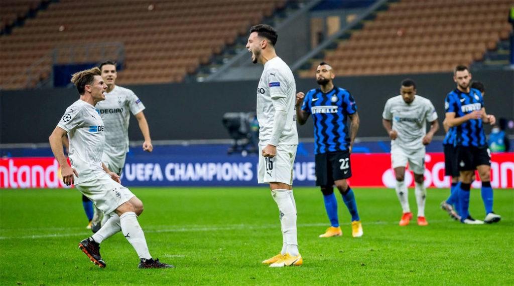 C1 : Inter Milan 2 – Monchengladbach 2