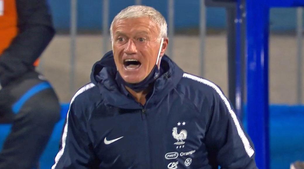 Vidéo Ligue des Nations : La France bat la Croatie (2-1) à Zagreb et garde contact avec le Portugal