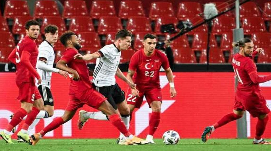 Amical : Allemagne – Turquie 3-3 , la Manschaft accrochée par la Turquie
