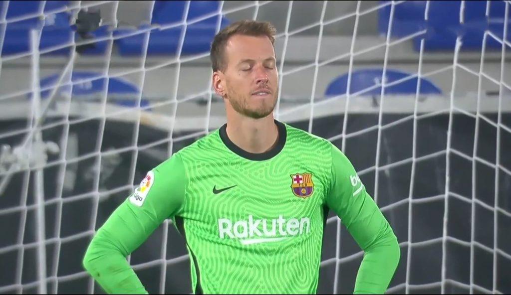 Liga : Deportivo Alavés 1 – FC Barcelone 1