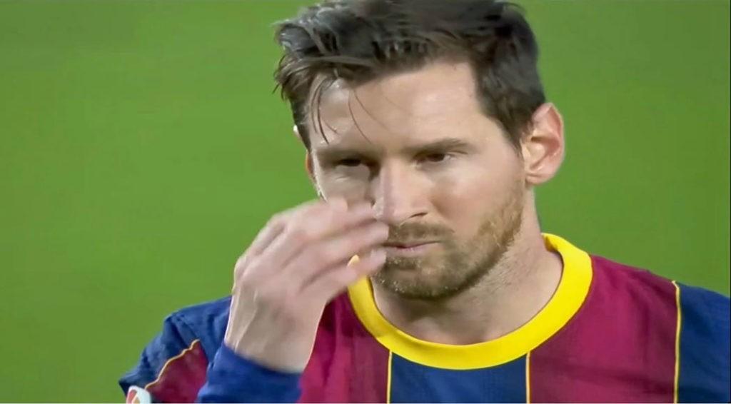 Liga : FC Barcelone 5 – Betis de Seville  2
