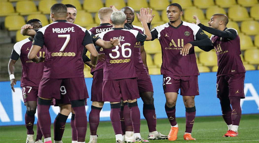 Ligue 1 : Nantes – PSG (0-3), Sous la conduite de Mbappé