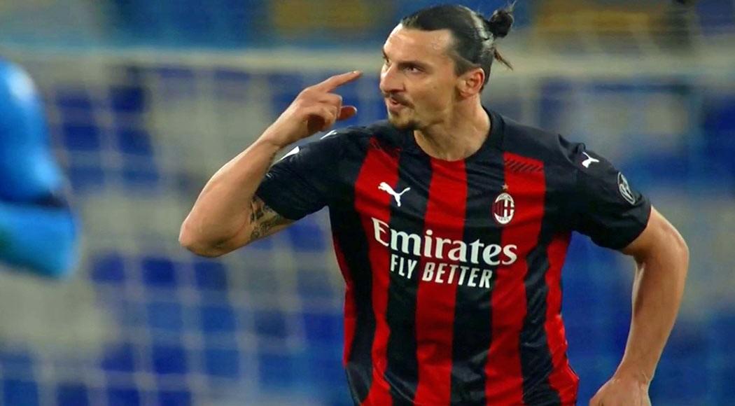 SERIE A  vidéo : Naples – Milan AC (1-3), Zltan signe un autre doublé