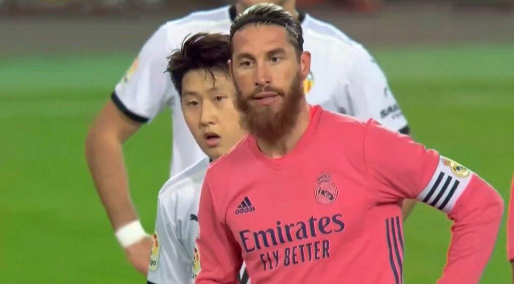 Espagne : FC Valence 4 – Real Madrid 1