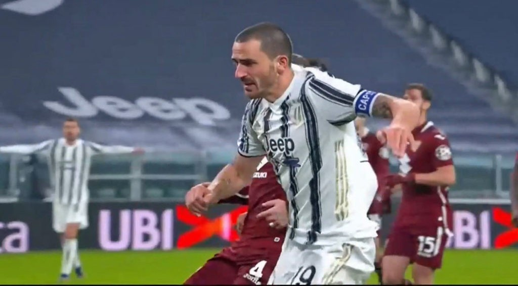 Italie : Juventus 2 – Torino 1