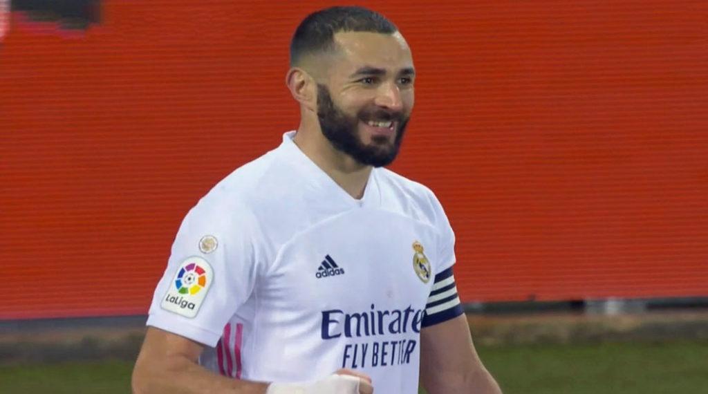 Liga :  Deportivo Alavés – Real Madrid (1- 4)