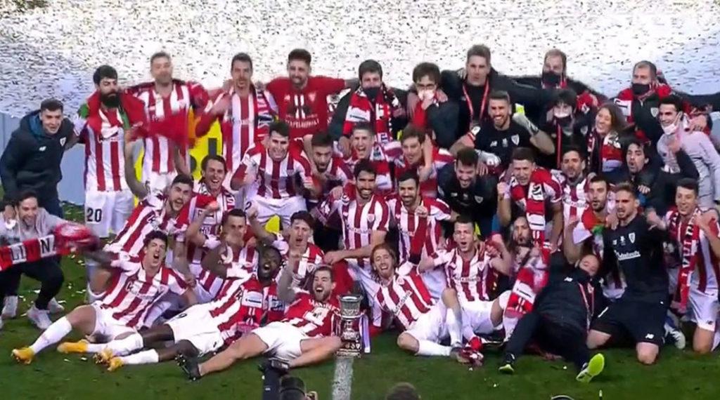 Super Coupe d'Espagne : FC Barcelone 2 – Athletico Bilbao 3