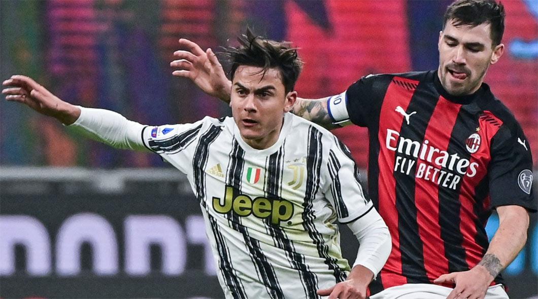 SERIE A vidéo : Milan AC – Juventus ( 1-3), La Juvé se relance