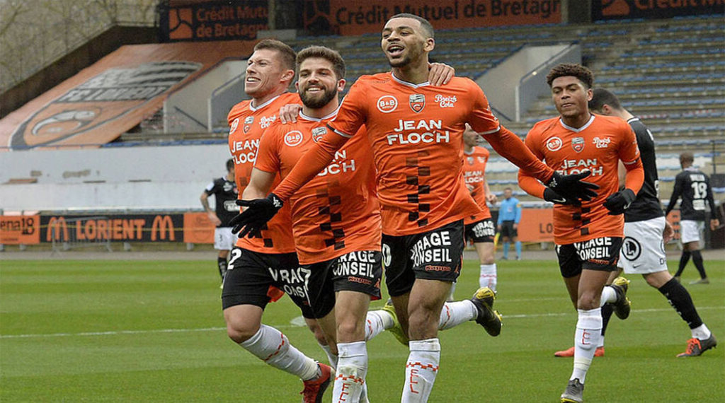 Ligue 1: Lorient 3 – Paris SG 2