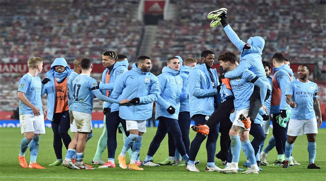 Carabao Cup : Manchester United 0 – Manchester City 2 , les Citizens accèdent en finale