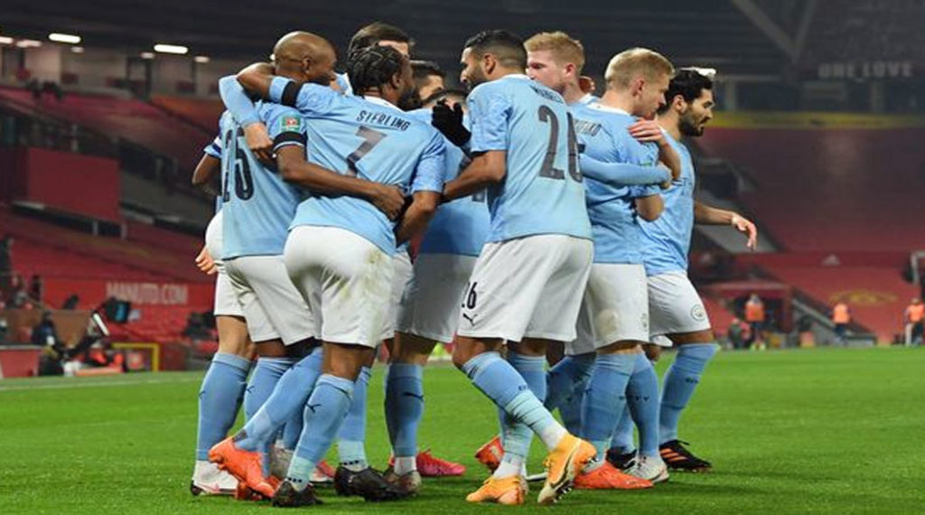 Finale Cup League : Manchester City 1 – Tottenham 0