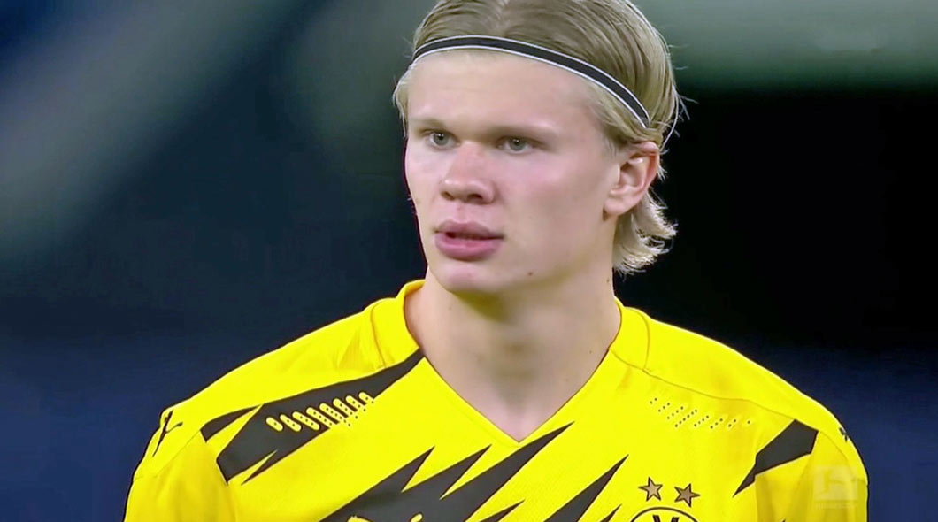 Plus de 10 clubs veulent s'attacher les services de  Erling Haaland