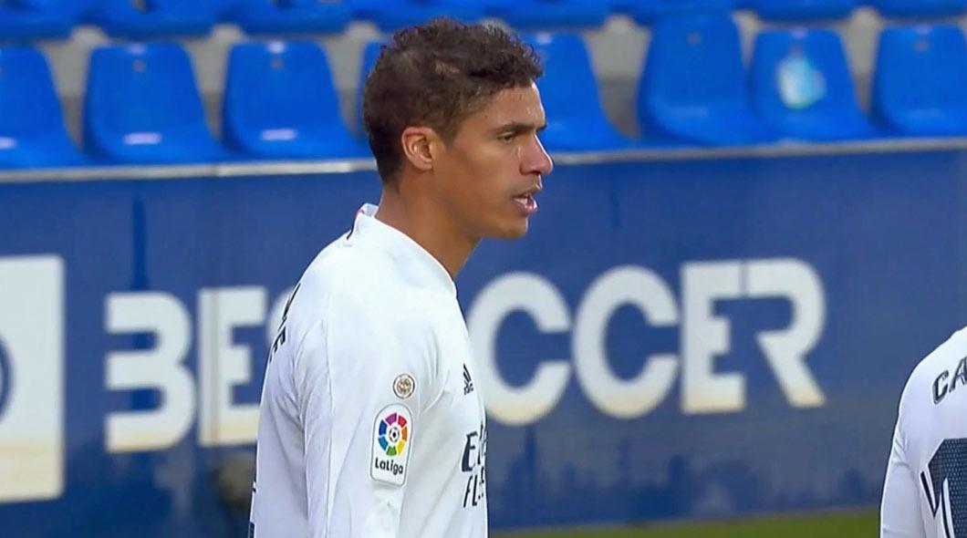 Espagne : Huesca – Real Madrid (1-2), un doublé de Raphaël Varane