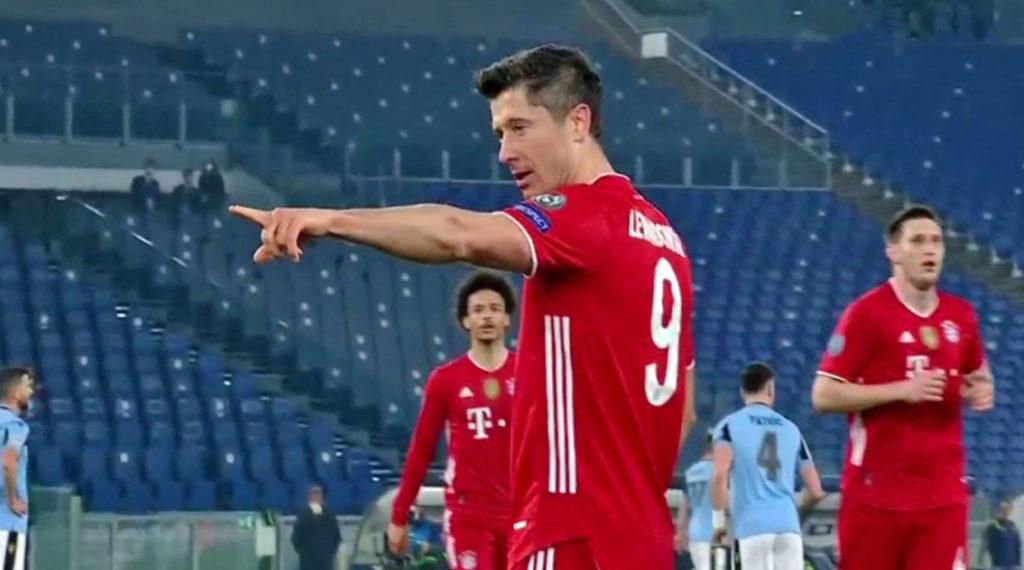 Allemagne : Bayern Munich – Stuttgart (4-0)