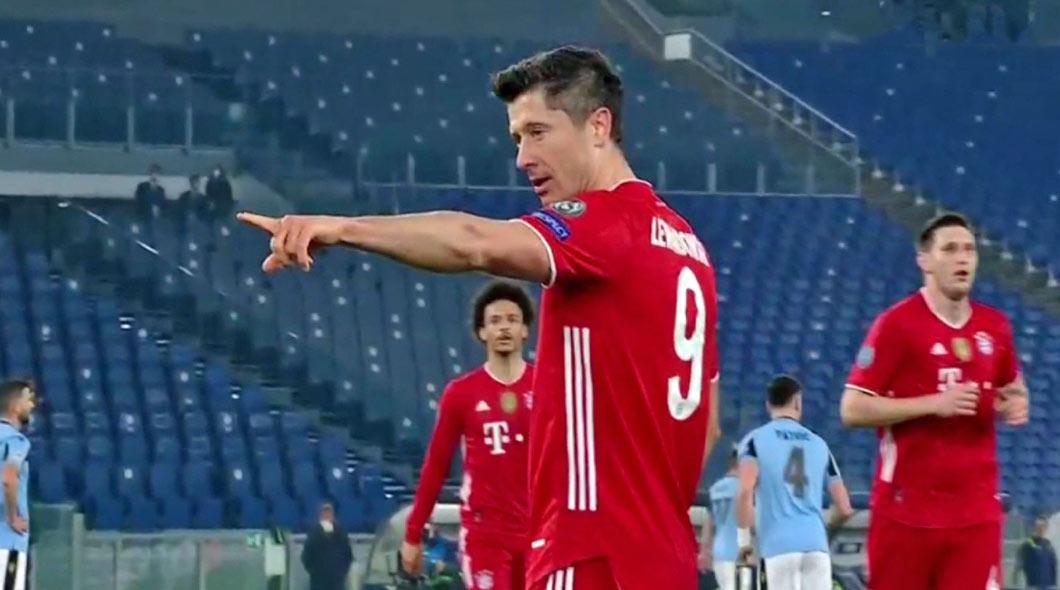 Ligue des Champions : Lazio Rome – Bayern Munich ( 1-4) , Les Bavarois sans forcer