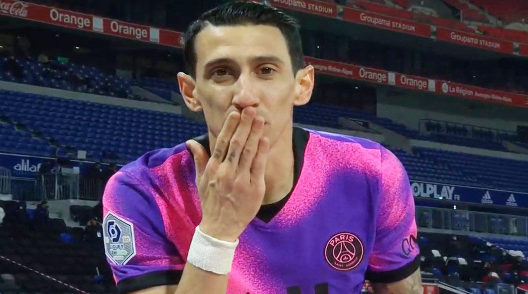 Ligue 1 : Lyon – PSG (2-4), Paris reprend sa place de leader