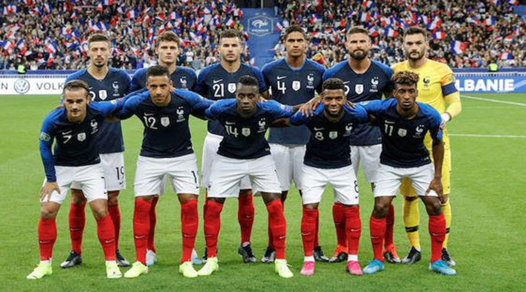 Eliminatoires Mondial 2022 : Kazakhstan – France (0-2)