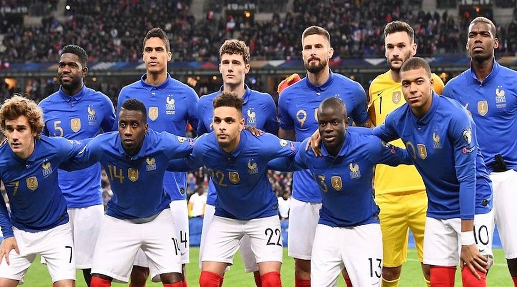Eliminatoires Mondial 2022 – la France bat le Kazakhstan (2-0) à Noursultan