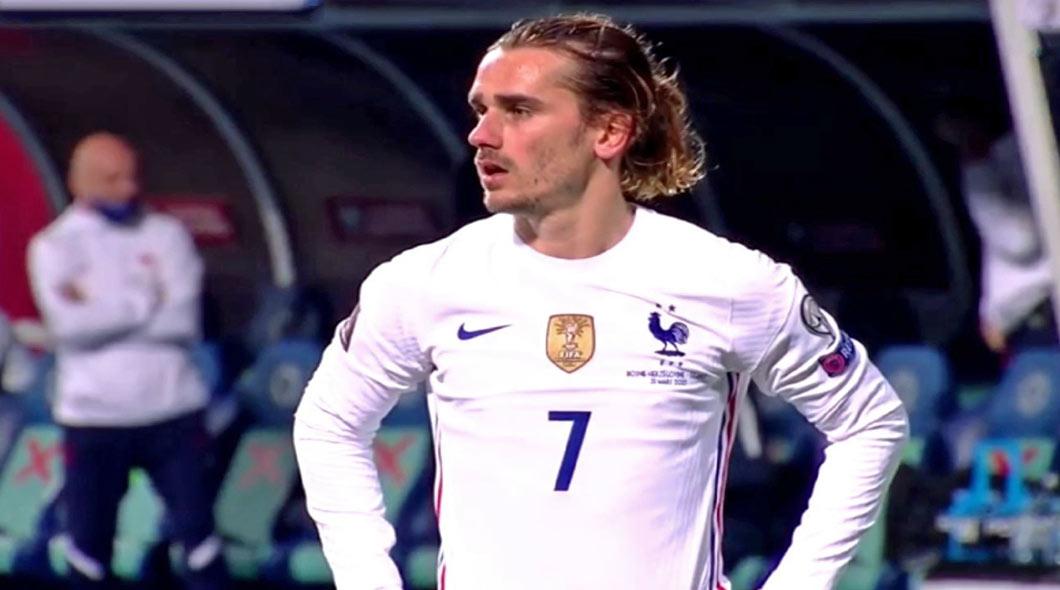 ELIMINATOIRES COUPE DU MONDE 2022 : Bosnie 0 – France 1, Griezmann en sauveur