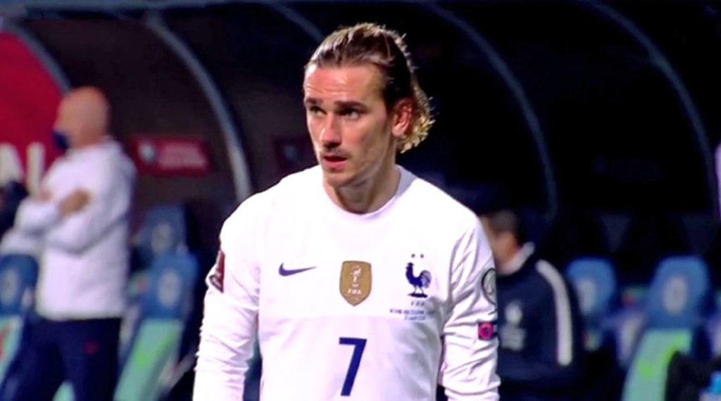 Eliminatoires Mondial 2022 : Bosnie 0 – France 1
