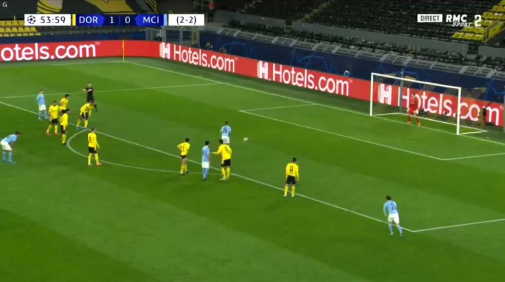 C1 : Dortmund – Manchester City (1-2)