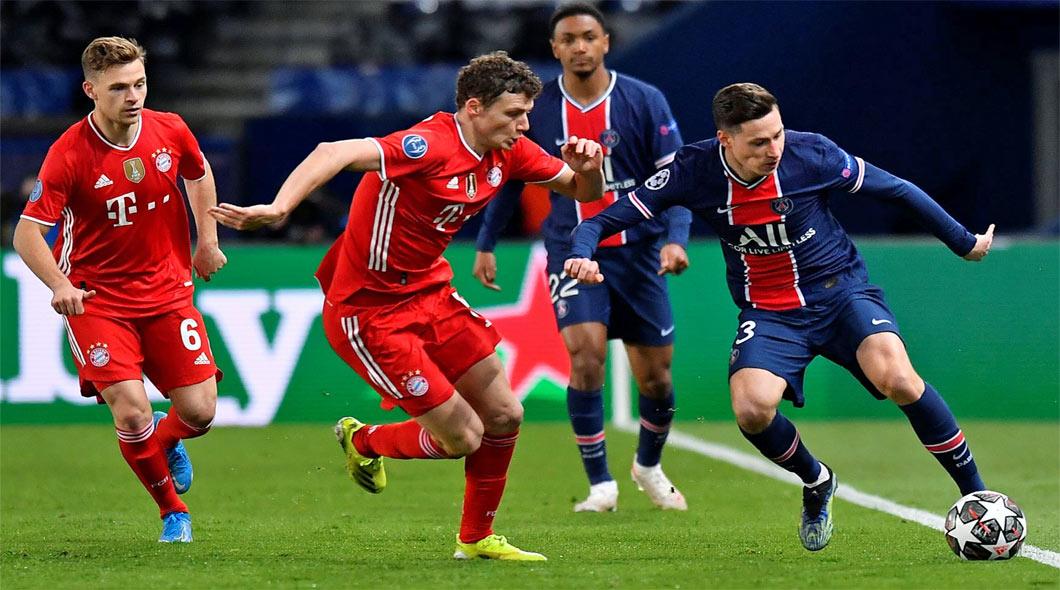 C1 : PSG – Bayern :Paris a écarté le favori numéro un de la compétition