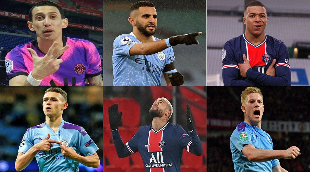Demi-Finale C1 : PSG – Manchester City, un duel indécis