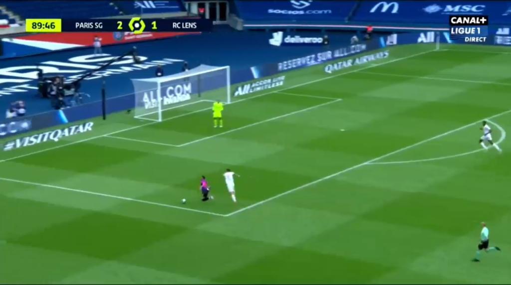 Ligue 1 : PSG 2 – Lens 1